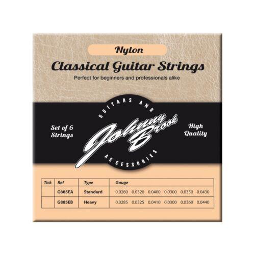 Classical Acoustic Nylon Guitar Strings Heavy Gauge