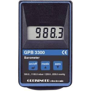 Greisinger-GPB-3300-Druck-Messgeraet-Luftdruck-0-3-1-1-bar