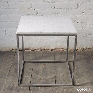 Couchtisch lapis wohnzimmertisch beistelltisch metall for Couchtisch metall marmor