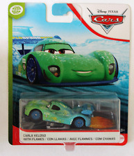 DISNEY PIXAR CARS SUPERFLY THUNDER HOLLOW 2020 IMPERFECT PACKAGING FREE SHIPPING