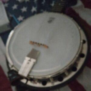 Banjo 5 cordes Deering
