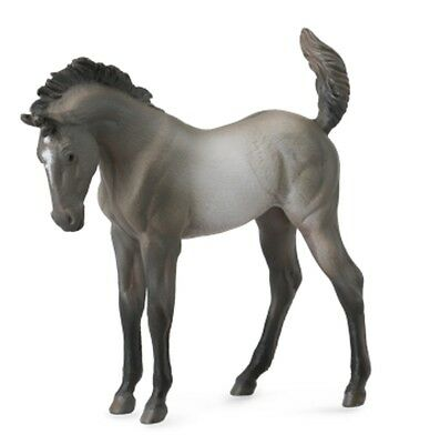 Novel Designs Mustang Foal Grulla 8 Cm Pferdewelt Collecta 88546 Famous For Selected Materials Delightful Colors And Exquisite Workmanship