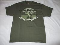 Skeeter Fatigue Green 100% Cotton Tee Shirt