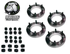 Bulldog Toyota Hilux All MK's Wheel Spacers x 4 30mm Jap 6 Stud fitment