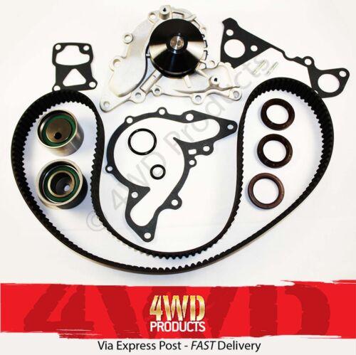 98-07 Water Pump//Timing Belt kit Mitsubishi Challenger PA 3.0-V6 6G72 24V