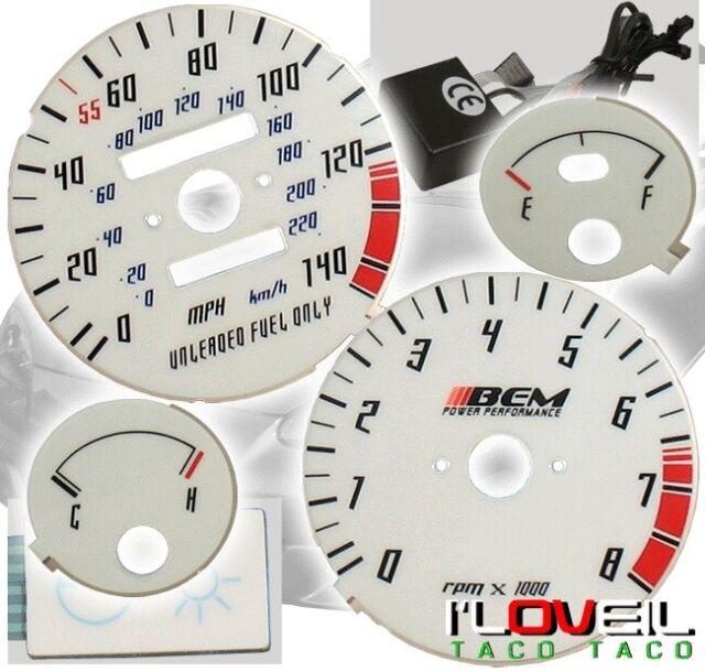 90-93 Acura Integra Manual Transmission Mt Indiglo Glow