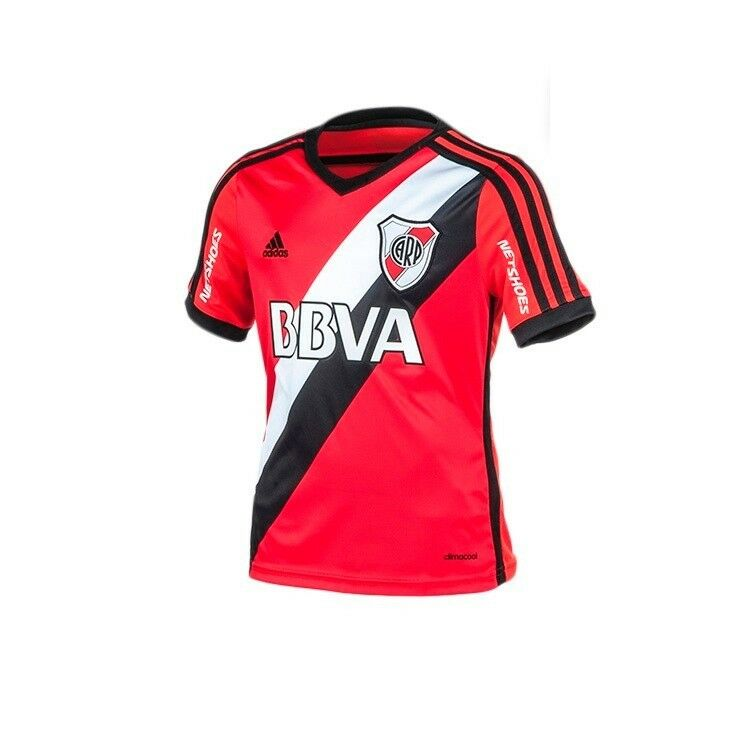 Camiseta De Fútbol Visitante River Plate 2014 2015 (xxx)