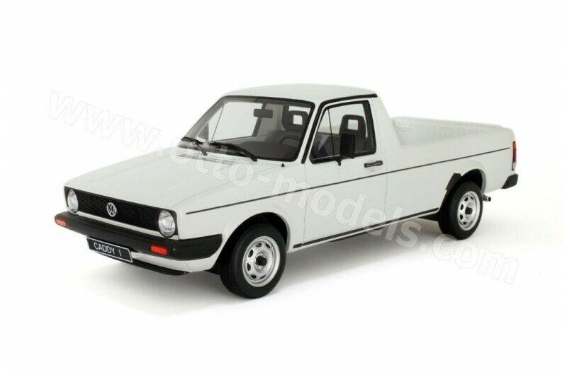 VW Golf Caddy bakkie by Ottomobile - 1:18 - LIMITED EDITION - 2000 units worldwide