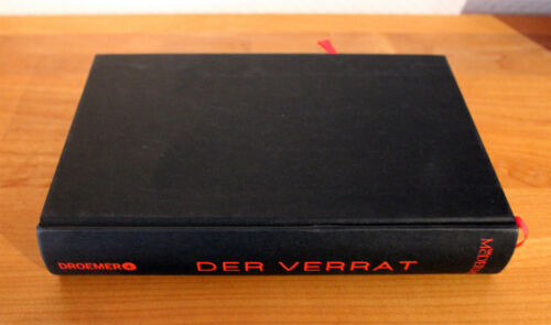 1 von 1 - Buch: Der Verrat, Thriller, von Val McDermid, Droemer Verlag, gebunden, 2013