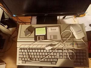 Atari Falcon mit Magnum-Speicherkarte und IDE2SD-Adapter