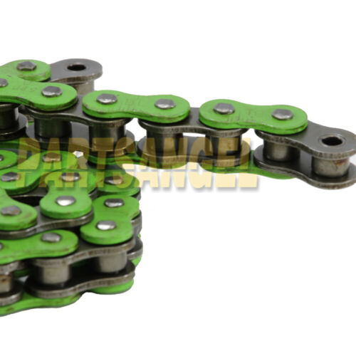 Green 520x88 Drive Chain ATV Motorcycle MX 520 Pitch 88 Links chain