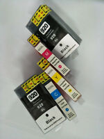 25x Ink Cartridge For Hp Officejet 6000 6500 7000 7500 A A3 Printer Hp 920xl