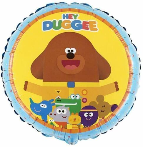 """18/"""" Round Hey duggee /& les écureuils Foil Balloon-Fête D/'Anniversaire Décoration CS23"""