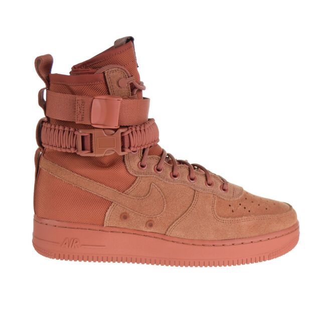 competitive price 2f5a1 f3ad8 Nike SF Air Force 1 Men s Shoes Dusty Peach 864024-204