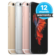 Apple iPhone 6s 16/32/64/128GB Gold/Rose/Silver/Grey Unlocked/Network Locked