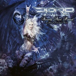 Doro-Strong-and-Proud-30-Years-of-Rock-and-Metal-CD