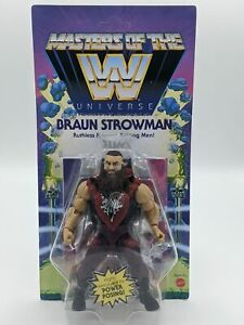 Braun strowman-WWE Masters of the Universe-NEUF scellé-Masters of the Universe
