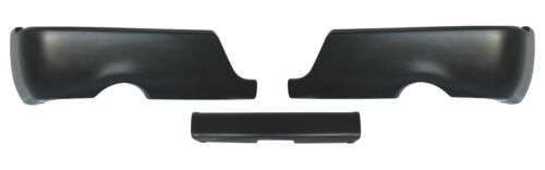 For 09-18 Dodge Ram Truck 2E New BumperShellz Paintable ABS Rear Bumper Cover
