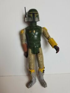 Rare-Vintage-Boba-Fett-Action-Figure-14-034-1979-70s-Star-Wars-The-Mandalorian-CPG