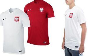 92687cd3e Lewandowski 9 MILIK 7 NAME Nickname NIKE POLAND Boys Kids Jersey t ...