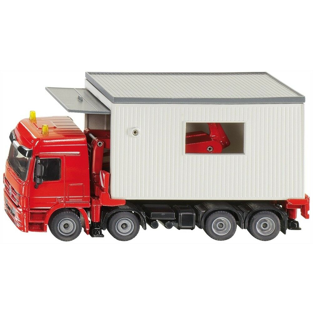 Car Transporter Siku (3544) - 3544 150 Scale Portacabin Garage