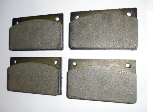 1965-80 x4 ROLLS ROYCE Silver Shadow     REAR BRAKE PADS SET