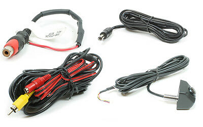 """NEW Rostra Backup Camera For Factory 8.4/"""" Display Screen 2011-2015 Dodge Journey"""