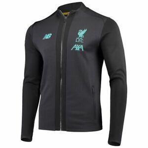 New Balance Liverpool Fc 19 20 Players Match Day Football Jacket Ebay