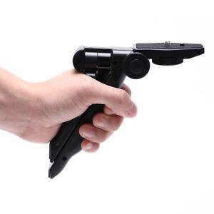 Mini-Tripod-75-034-Rotation-Desktop-amp-Handle-Stabilizer-For-Mobilephone-Camera-KW