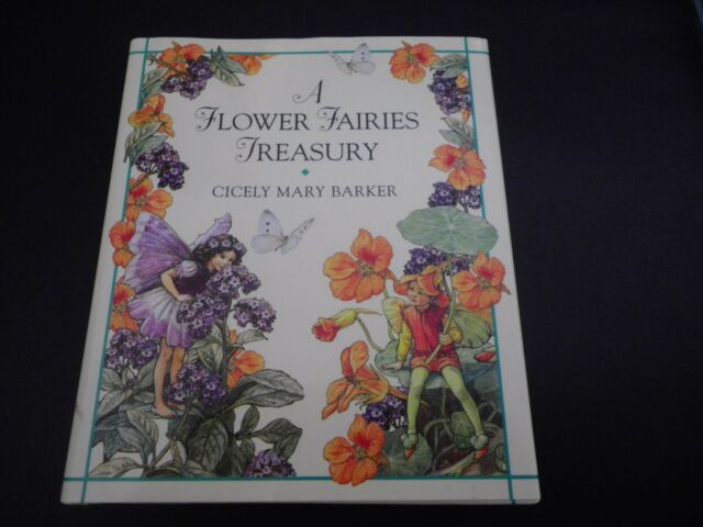 A Flower Fairies Treasury Cicely Mary Barker