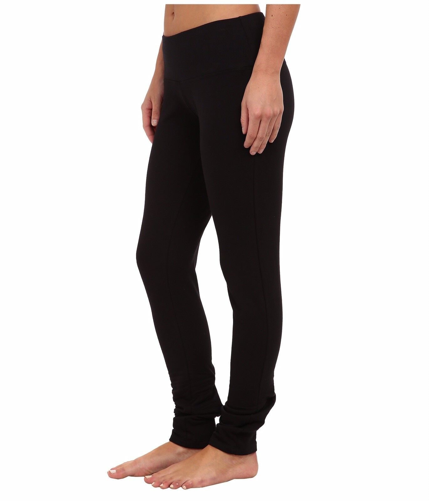 NWT Fig Clothing Legging Cozy Stretch Pant Organic Cotton Fleece Legging MD