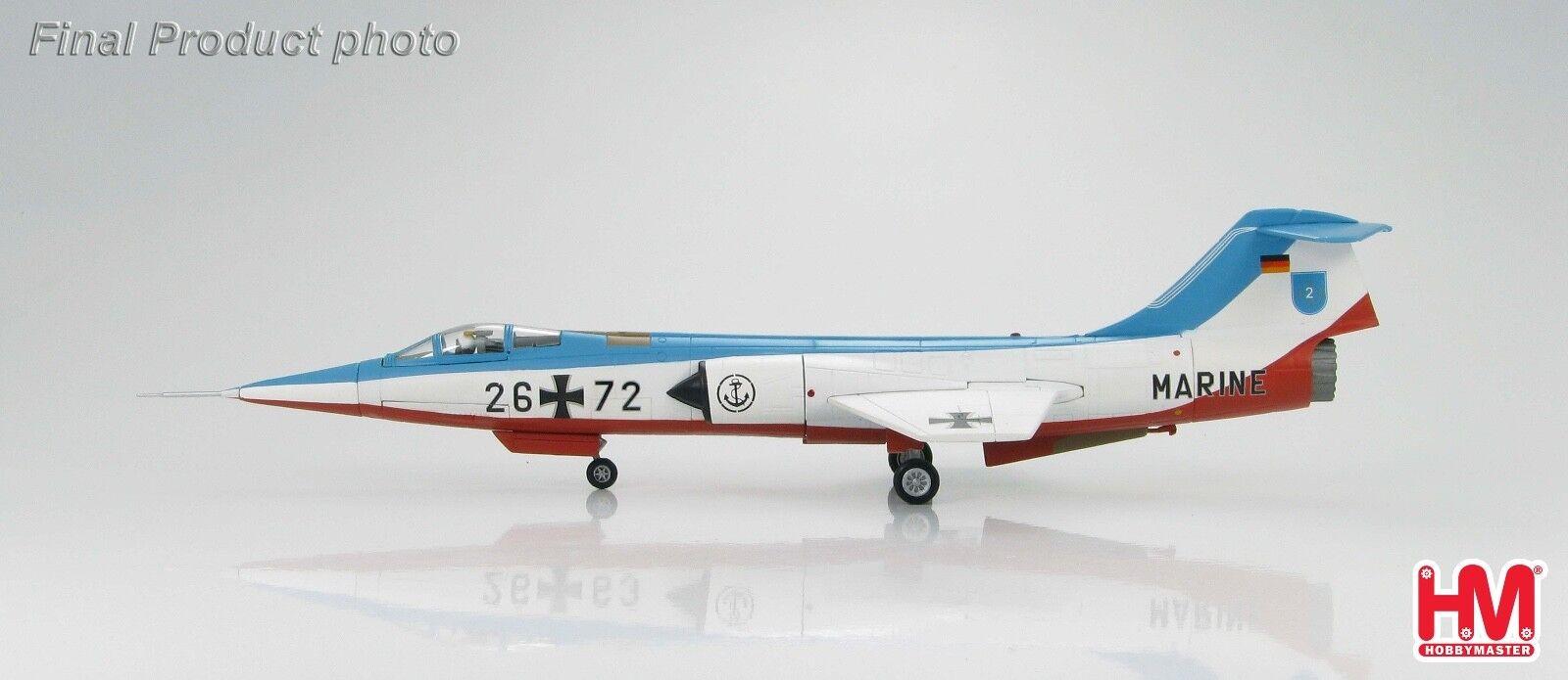Hobby Master HA1017 1 72 Lockheed F-104G  26 + 72 , Alemán Marina  vikingos