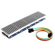 1x MAX7219 Dot led matrix MCU control LED Anzeigen Modul  für Arduino Raspberry