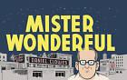 Mister Wonderful: A Love Story by Daniel Clowes (Hardback, 2011)