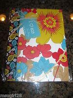 Vera Bradley I Love Eco Notebook Happy Snails