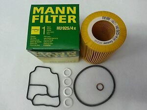 Bmw Mann Oil Filter Kit Victor Reinz Oil Filter Stand