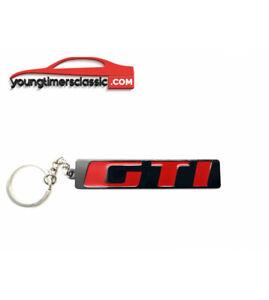 Porte-cle-metal-GTI-Peugeot-205-309