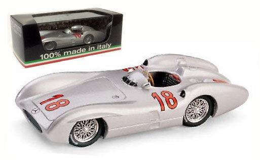 Brumm R280 Mercedes Benz W196C French GP 1954 - J M Fangio World Champion 1 43