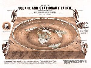 Flat-Earth-Map-Square-and-Stationary-Earth-Orlando-Ferguson-Poster-24-x-18