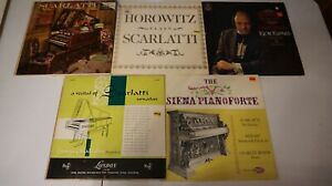 Lot-5-Scarlatti-Sonatas-For-Harpsichord-034-Westminster-XWN-18334-034-LP-4-VG-EX