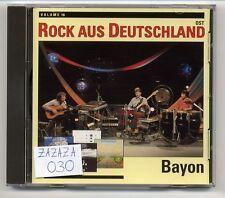 Bayon CD Rock Aus Deutschland Ost  ostrock best of DSB progressive art folk rock