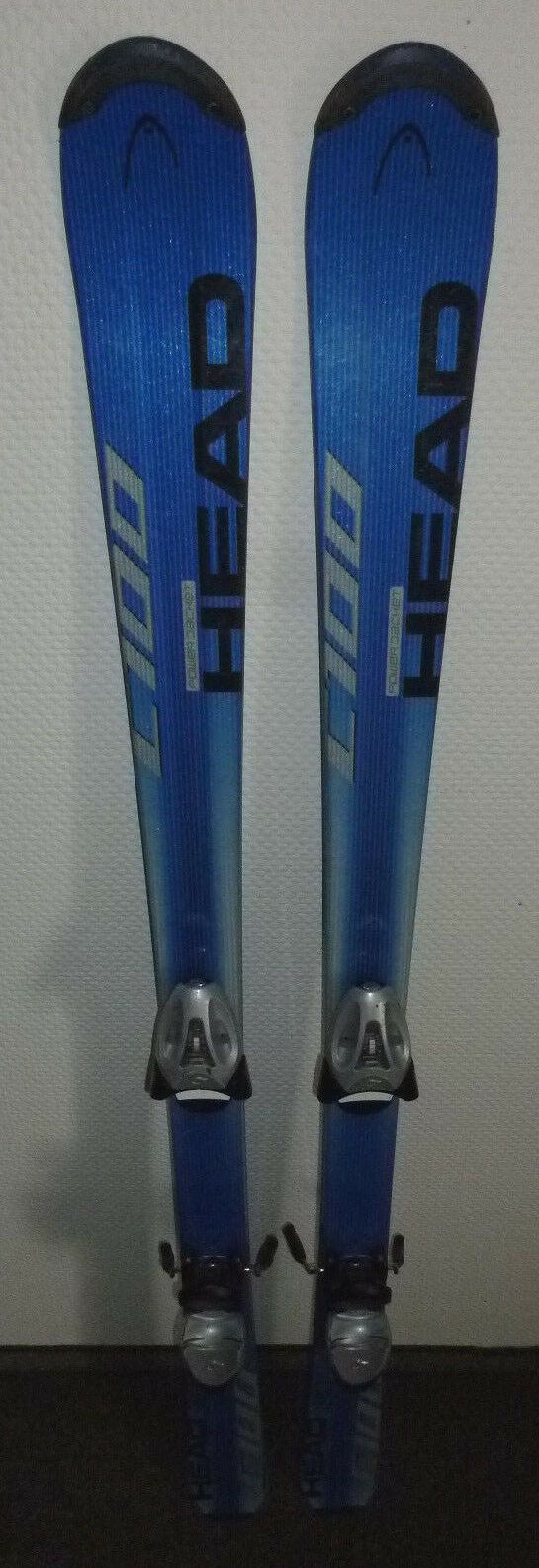 HEAD SKI C100 power jacket lightcore CARVINGSKI 149 cm + Bindung Tyrolia SL100