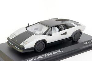 White Box 1 43 Lamborghini Countach Evoluzione 1987 Ebay