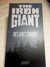 NRFB, IRON GIANT MONDO SHADOW VARIANT FIGURE, NEW, LIMITED TO 150 PIECES.