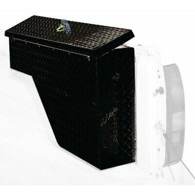Dee Zee DZ95B Gloss Black Wheel Well Tool Box