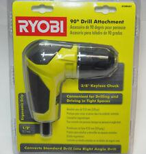Ryobi Right Angle Drill Attachment 12 In To 38 In