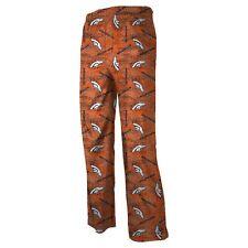 Denver Broncos NFL Boys Printed Pajama Pants Size Small 4 - NWT
