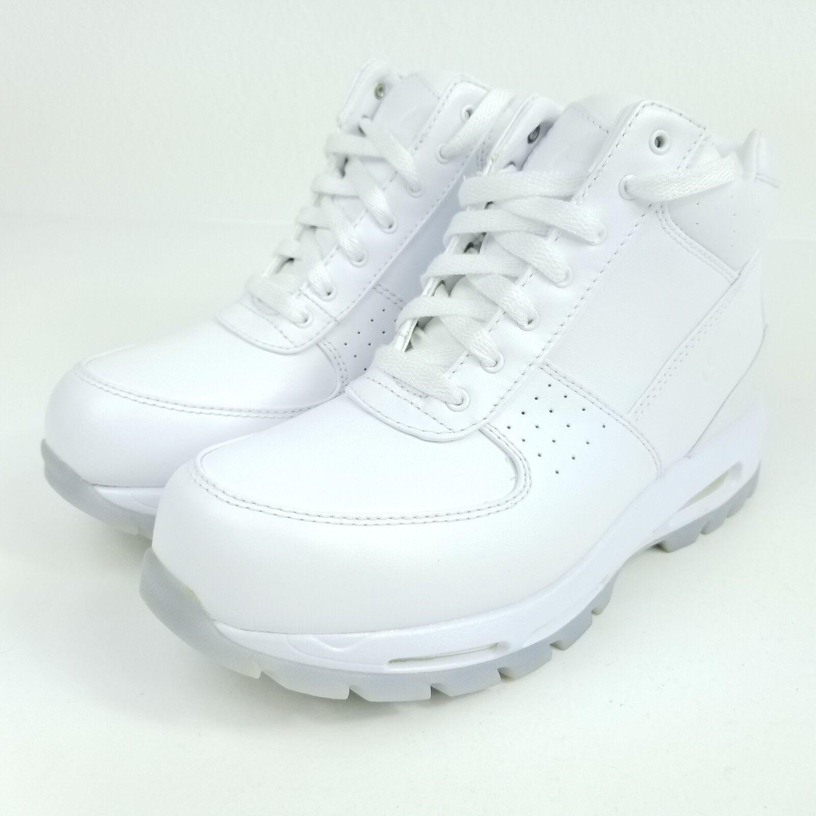 Nike Air Max Boots Goadome Acg Boots Max Mens Sz 8 Shoes Triple