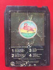 CHRISTOPHER-CROSS-s-t-M8-3383-8-Track-Tape