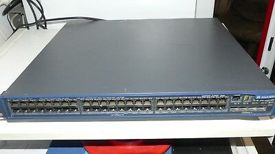 "Pro-audio Equipment Romantisch 19"" Switch Huawei Quidway S3900 Ethernet Switch 48ports 10/100 Base-tx 1000"